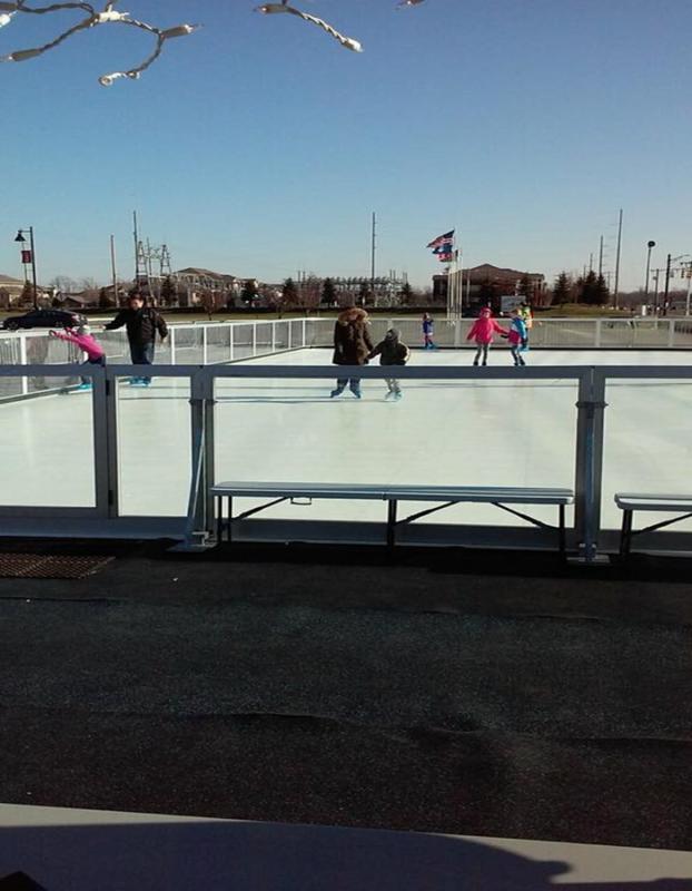 Anytime Ice Skating